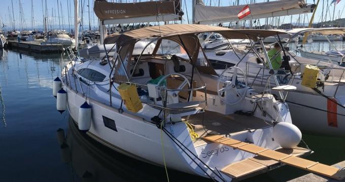 Boat rental Elan Impression 40 in Izola on Samboat