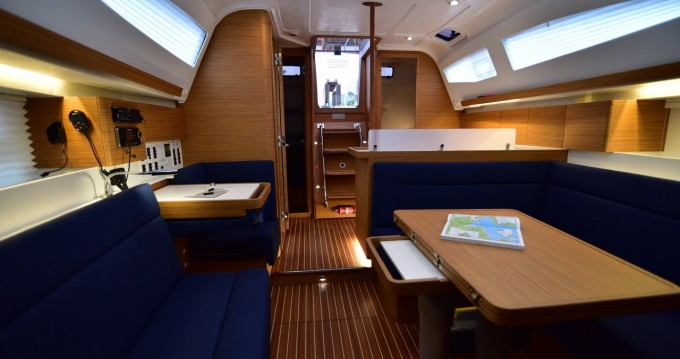 Boat rental Izola cheap Impression 40