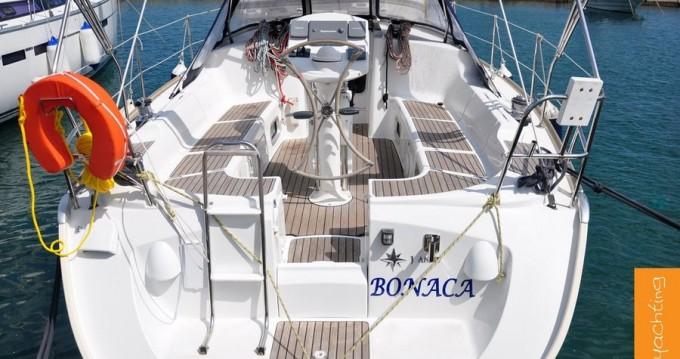 Rental Sailboat in Izola - Jeanneau Sun Odyssey 37