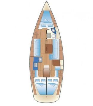 Rental Sailboat in Lávrio - Bavaria Bavaria 37 Cruiser