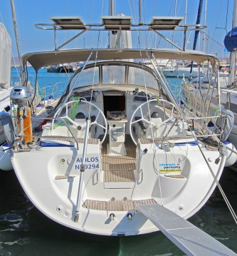 Rental Sailboat in Lávrio - Bavaria Bavaria 46 Cruiser
