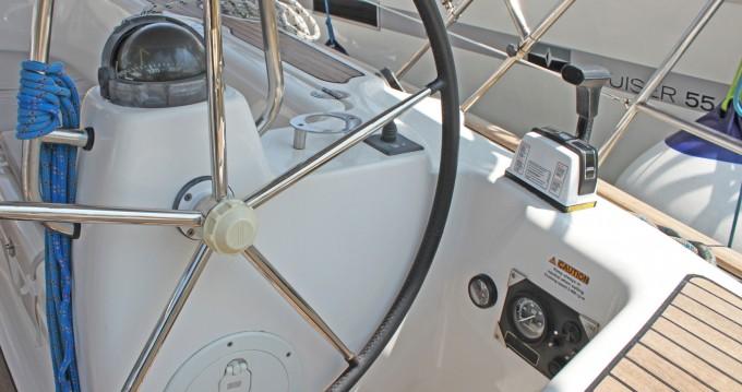Rental yacht Lávrio - Bavaria Bavaria 50 Cruiser on SamBoat