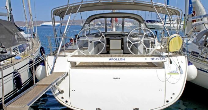 Boat rental Lávrio cheap Bavaria Cruiser 55 - 5 cab.