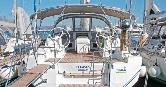 Rental yacht Lávrio - Jeanneau Jeanneau 54 on SamBoat