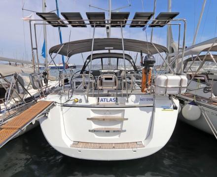 Boat rental Lávrio cheap Jeanneau 58