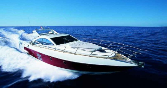 Boat rental Alimos cheap Azimut 68 - 4 + 1 cab.