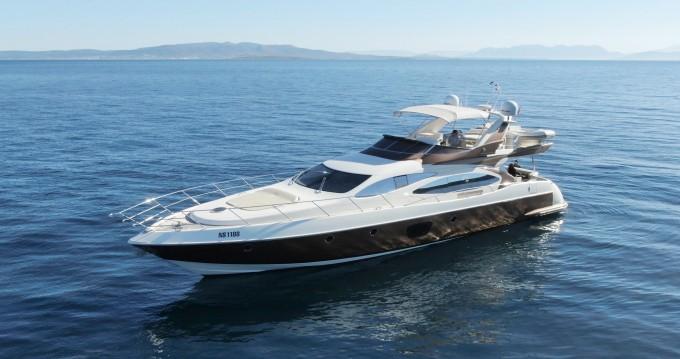 Rental Yacht in Alimos - Azimut Azimut 68 - 4 + 1 cab.