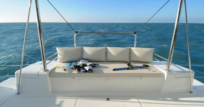 Rental yacht Lávrio - Catana Bali 4.1 - 4 + 2 cab. on SamBoat