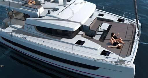Rental Catamaran in Rhodes - Catana Bali 4.6 - 5 + 1 cab.