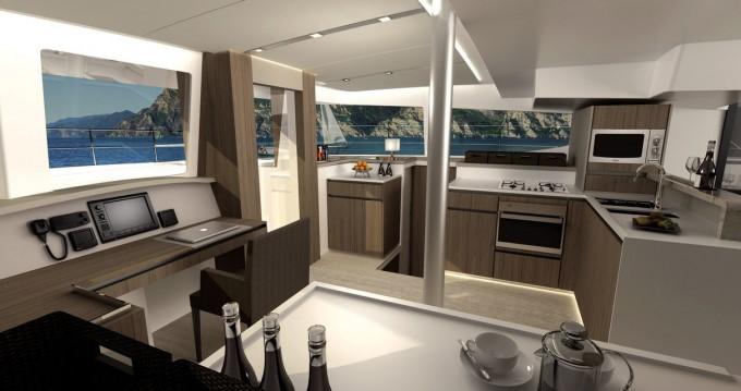 Rental yacht Alimos - Catana Bali 4.8 - 6 cab. on SamBoat