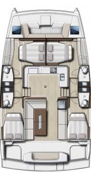 Rental yacht Alimos - Catana Bali Catspace on SamBoat