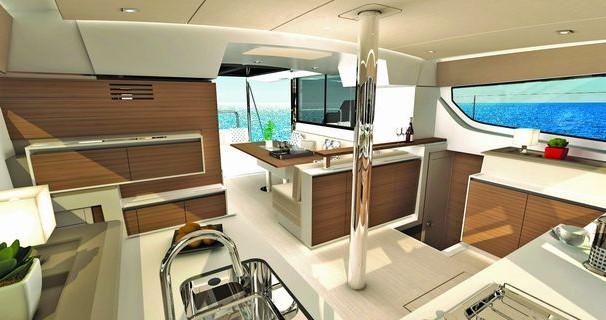 Rental Catamaran in Alimos - Catana Bali Catspace