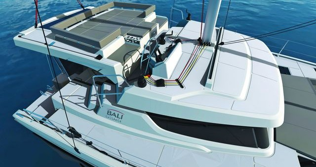 Catana Bali Catspace between personal and professional Alimos