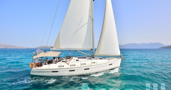 Bavaria Cruiser 40 between personal and professional Alimos
