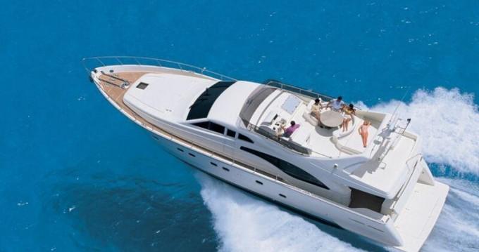 Rental yacht Rhodes - Ferretti Ferretti Yachts 68 - 4 + 2 cab. on SamBoat