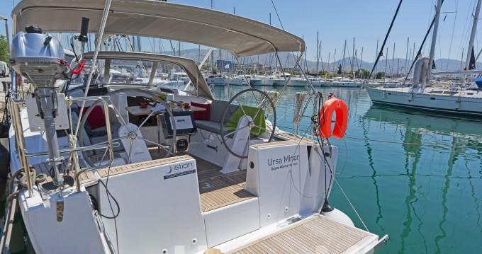 Rental yacht Alimos - Hanse Hanse 345 on SamBoat