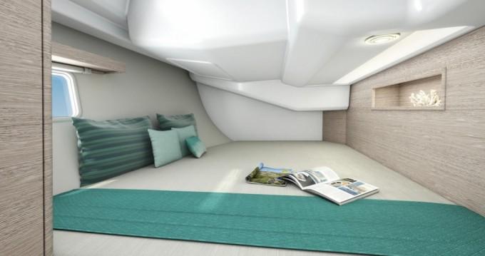 Rental yacht Gouvia - Hanse Hanse 458 on SamBoat