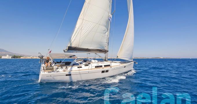 Boat rental Hanse Hanse 505 in Kos on Samboat