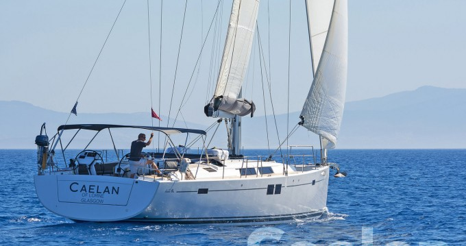 Rental Sailboat in Kos - Hanse Hanse 505
