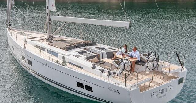Rental yacht Kos - Hanse Hanse 588 on SamBoat