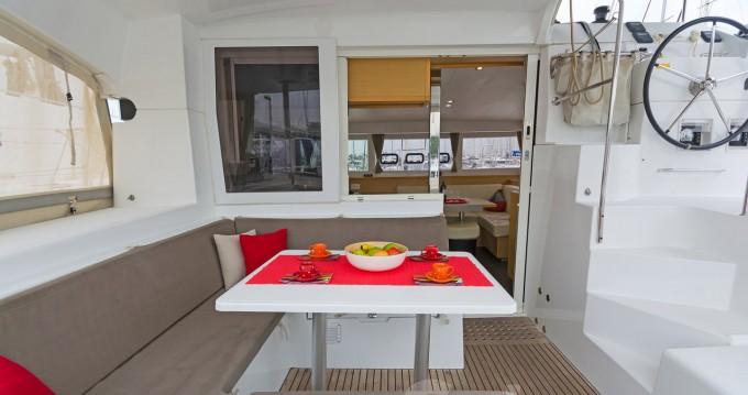 Rental yacht Alimos - Lagoon Lagoon 39 on SamBoat