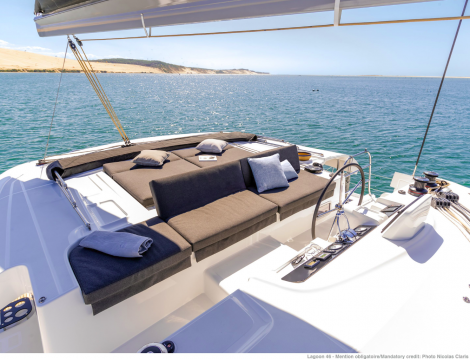 Hire Catamaran with or without skipper Lagoon Deme of Volos