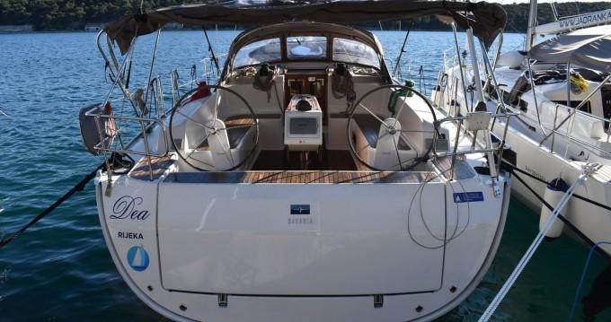 Boat rental Mali Lošinj cheap Cruiser 46