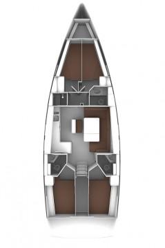Rental yacht Mali Lošinj - Bavaria Cruiser 46 on SamBoat