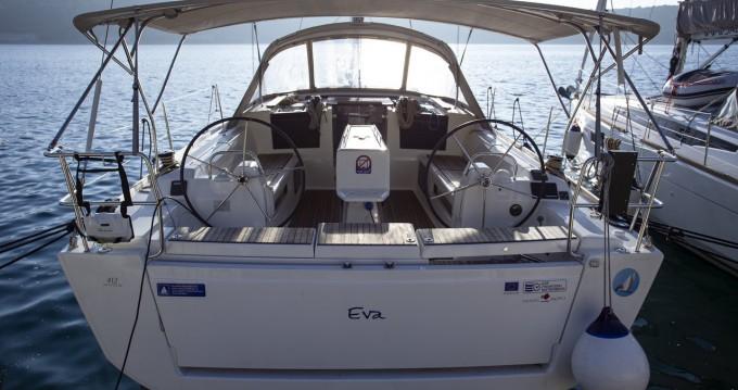 Boat rental Mali Lošinj cheap Dufour 412 Grand Large