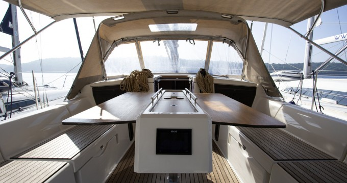 Boat rental Pula cheap Dufour 430 GL