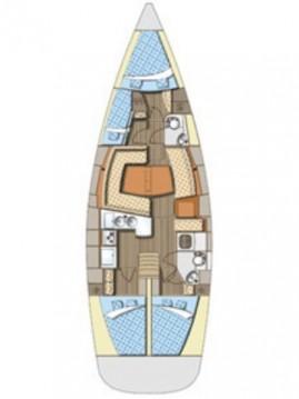 Rental Sailboat in Pula - Elan Impression 434