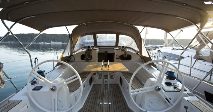 Hire Sailboat with or without skipper Elan Mali Lošinj