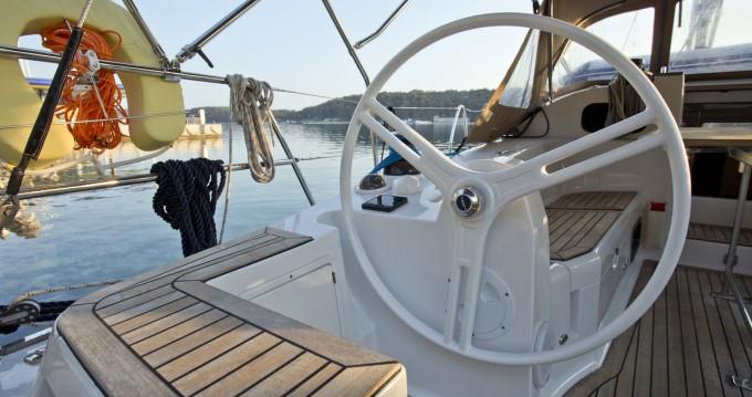 Boat rental Mali Lošinj cheap Impression 40