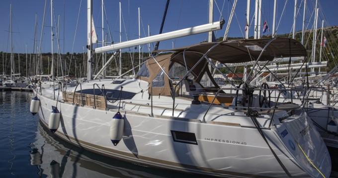 Boat rental Elan Impression 45 in Primošten on Samboat