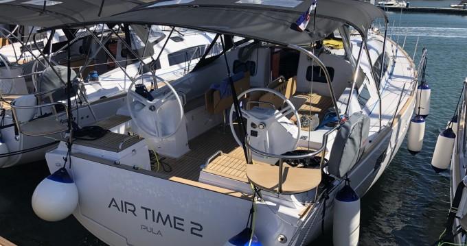 Boat rental Pula cheap Impression 45.1