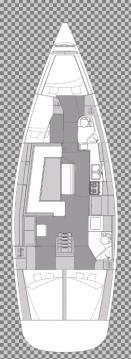 Rental yacht Mali Lošinj - Elan Impression 45.1 on SamBoat