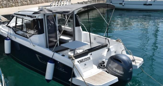 Rental Motorboat in Mali Lošinj - Jeanneau Merry Fisher 795