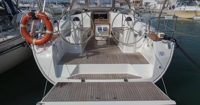 Bavaria Cruiser 40 between personal and professional Murter