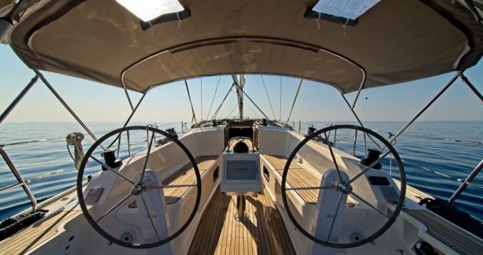 Bavaria Cruiser 41 between personal and professional Murter