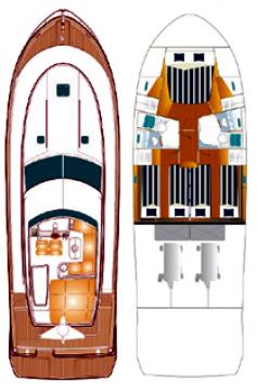 Boat rental Bénéteau Antares 13.80 in Sukošan on Samboat