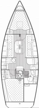 Boat rental Sukošan cheap Bavaria 31 Cruiser