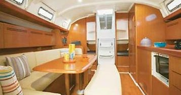 Rental yacht Sukošan - Bénéteau Cyclades 43.4 on SamBoat