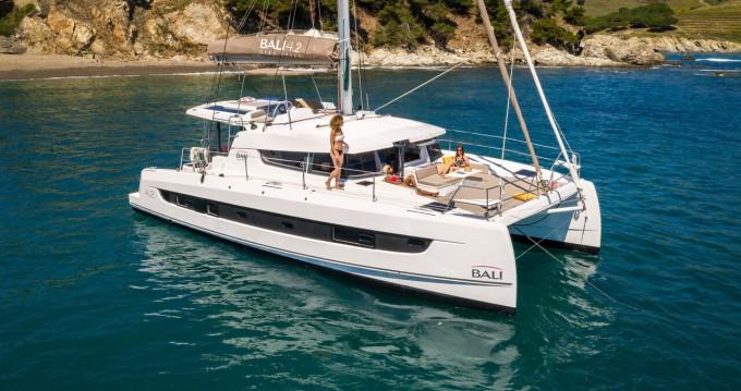 Catamaran for rent Göcek at the best price