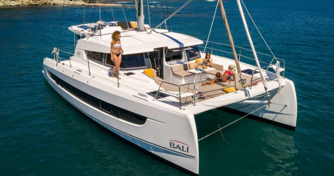 Rental Catamaran in Göcek - Catana Bali 4.2 OV