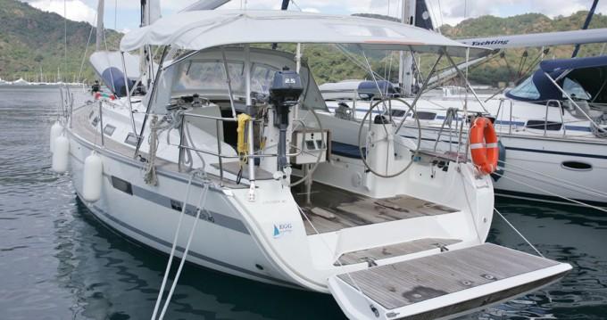 Bavaria Cruiser 41 between personal and professional Göcek