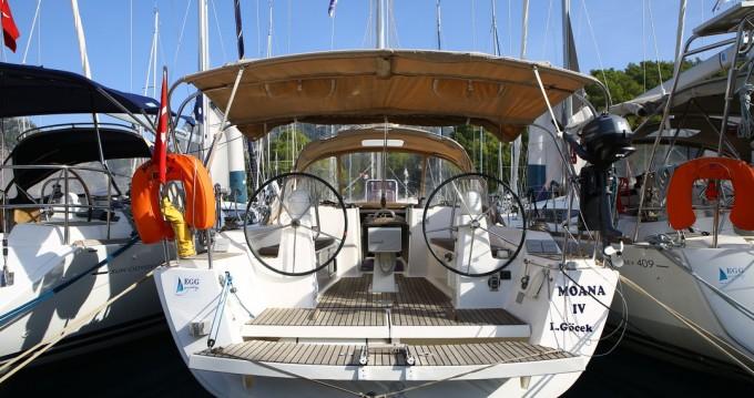 Rental Sailboat in Göcek - Dufour Dufour 335 GL