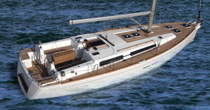 Boat rental Dufour Dufour 445 GL in Göcek on Samboat