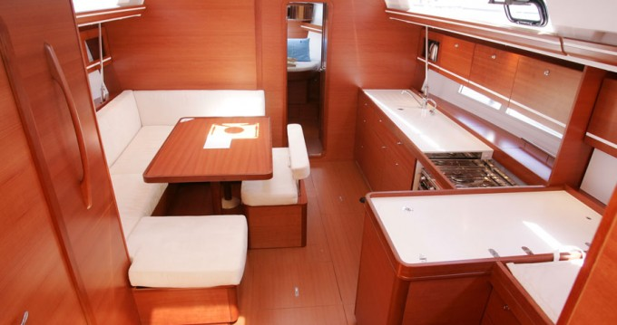 Rental yacht Göcek - Dufour Dufour 445 GL on SamBoat