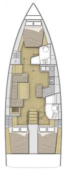 Rental yacht Göcek - Bénéteau Oceanis 40.1 on SamBoat
