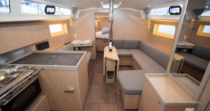 Boat rental Göcek cheap Oceanis 41.1